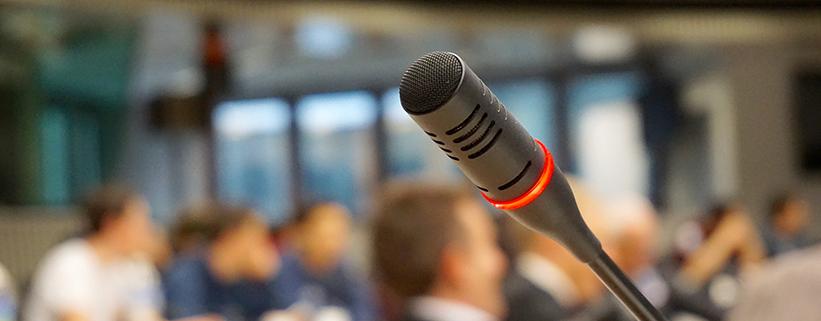 Conference de presse Sud Vendee Tourisme