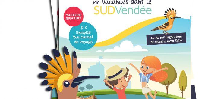 le mag enfant sud vendee tourisme 2019